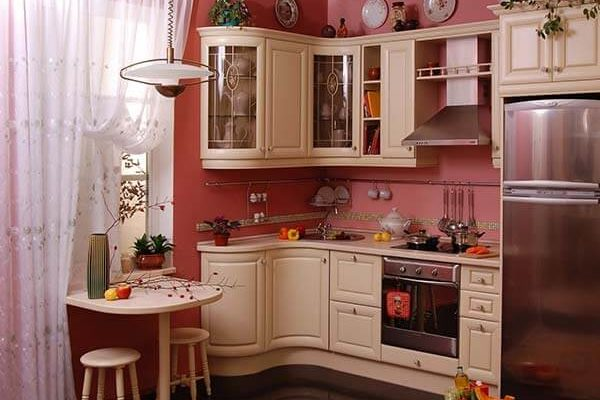 класический дизайн кухни